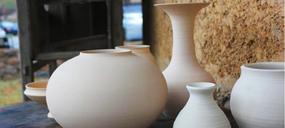 手工陶藝制作